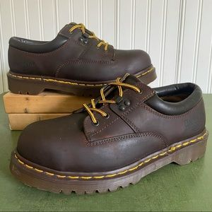 VTG England Industrial Steel Toe Boots/Shoes #7733